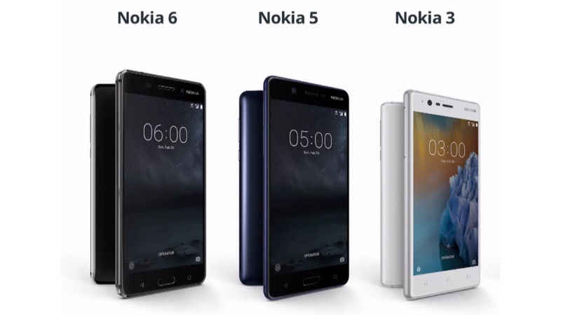 David Ngugi, Nokia